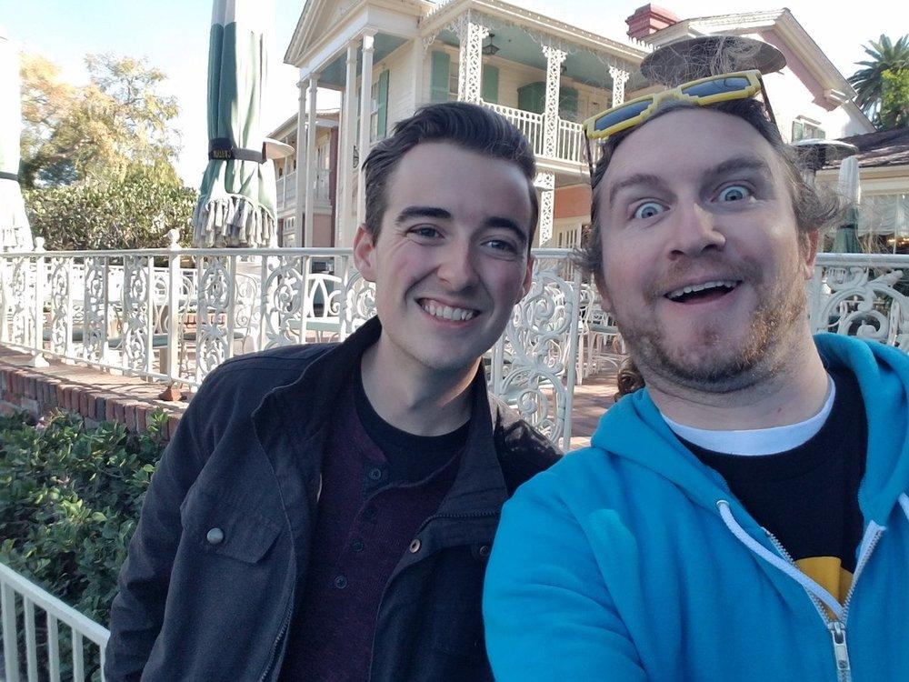 Ben Bellevue and me