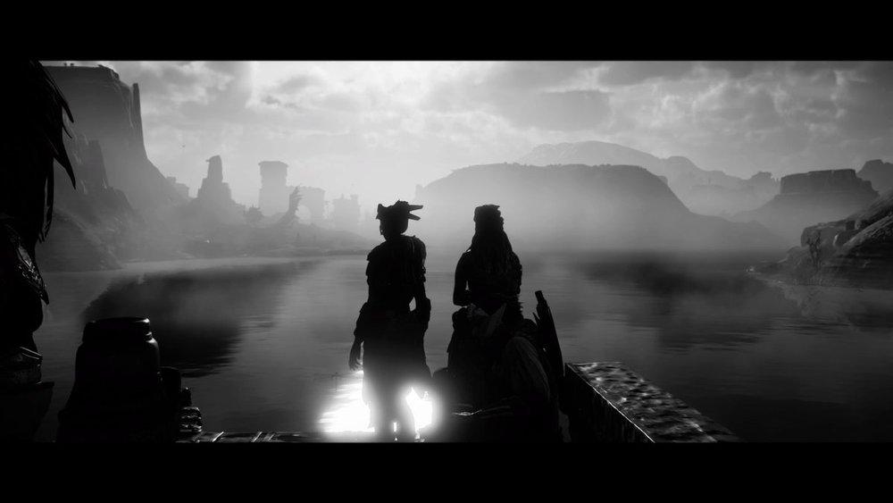 horizon zero dawn black and white.jpg