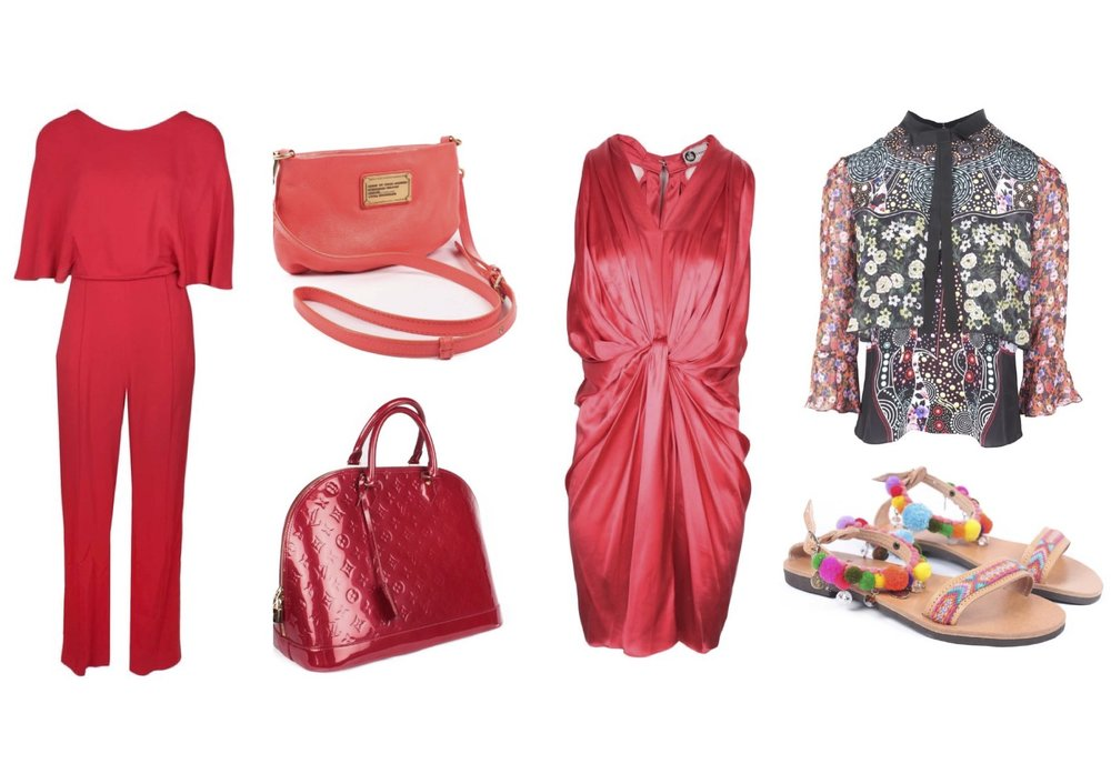 Stella McCartney - Marc by Marc Jacobs - Louis Vuitton - Lanvin - Mary Katrantzou