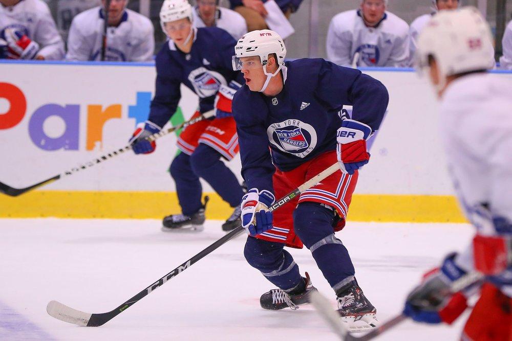 Joey Keane, 3rd Round , New York Rangers, 2017