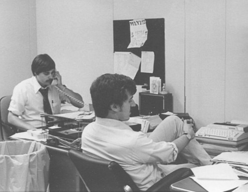 Mark and Steve Newvine