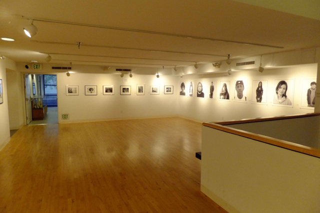 Second floor gallery  -   PHOTO BY ADAM BLAUERT