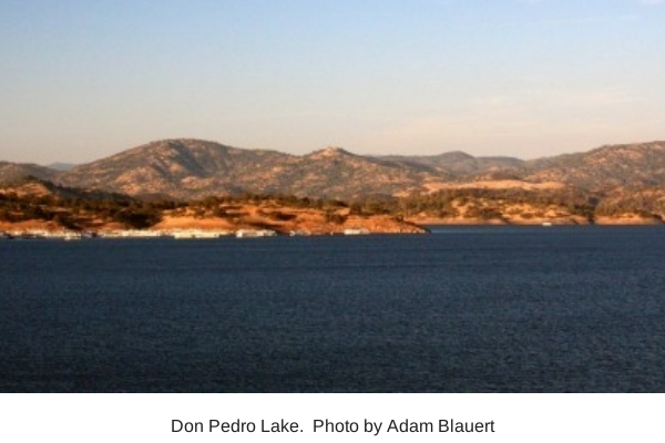 don pedro lake