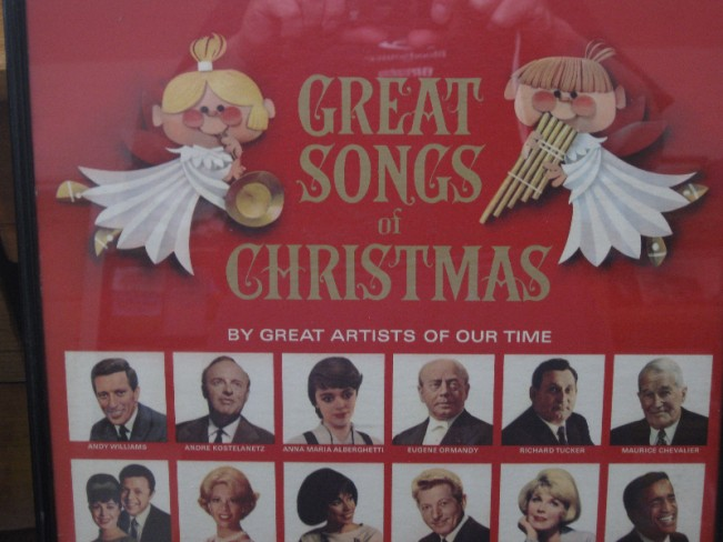 Goodyear/Columbia Great Songs of Christmas