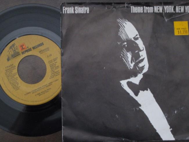 New York, New York by Frank Sinatra