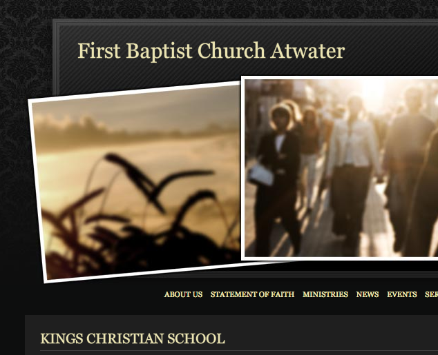 First Baptist Church of Atwater — Merced County Events