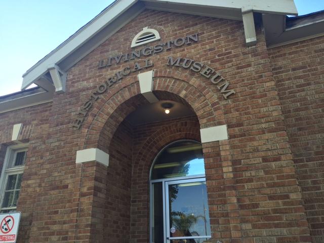 Livingston Historical Society Museum, Livingston, Merced County. Photo by Steve Newvine
