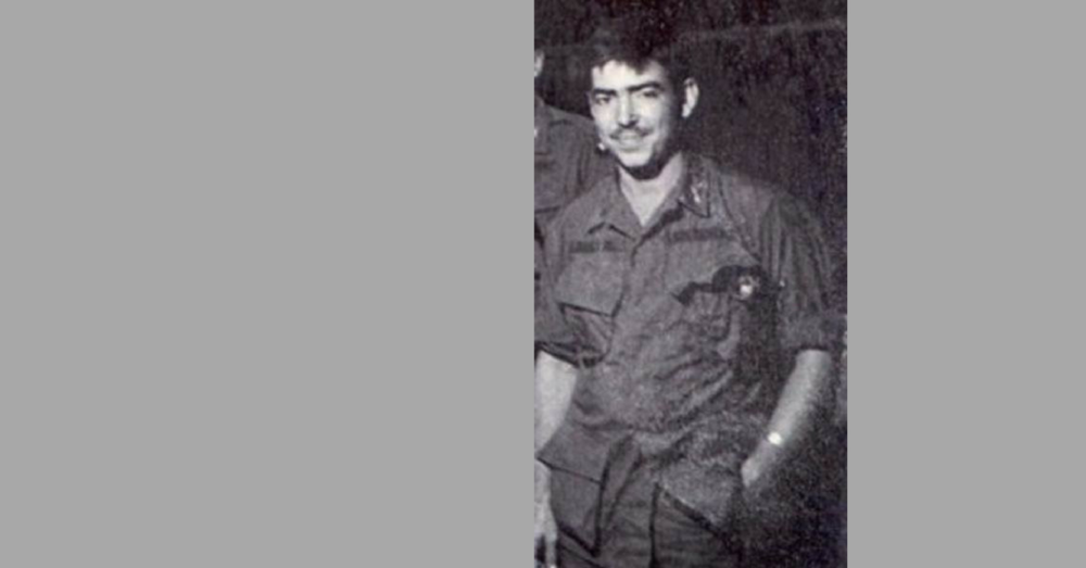 First Lieutenant Peter Joseph Gallo.  Photo from Vietnam Veterans Memorial Fund  http://www.vvmf.org