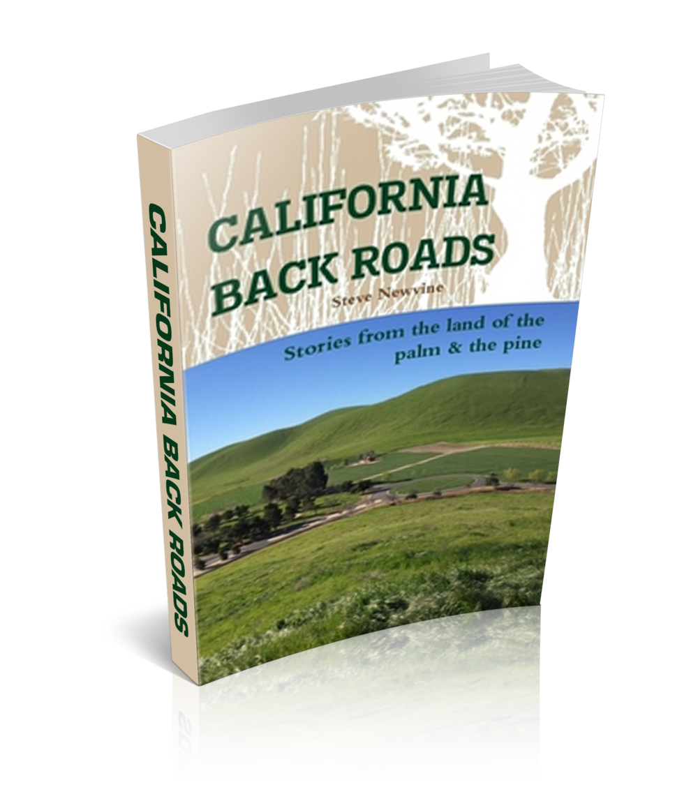California Back Roads is my eleventh book
