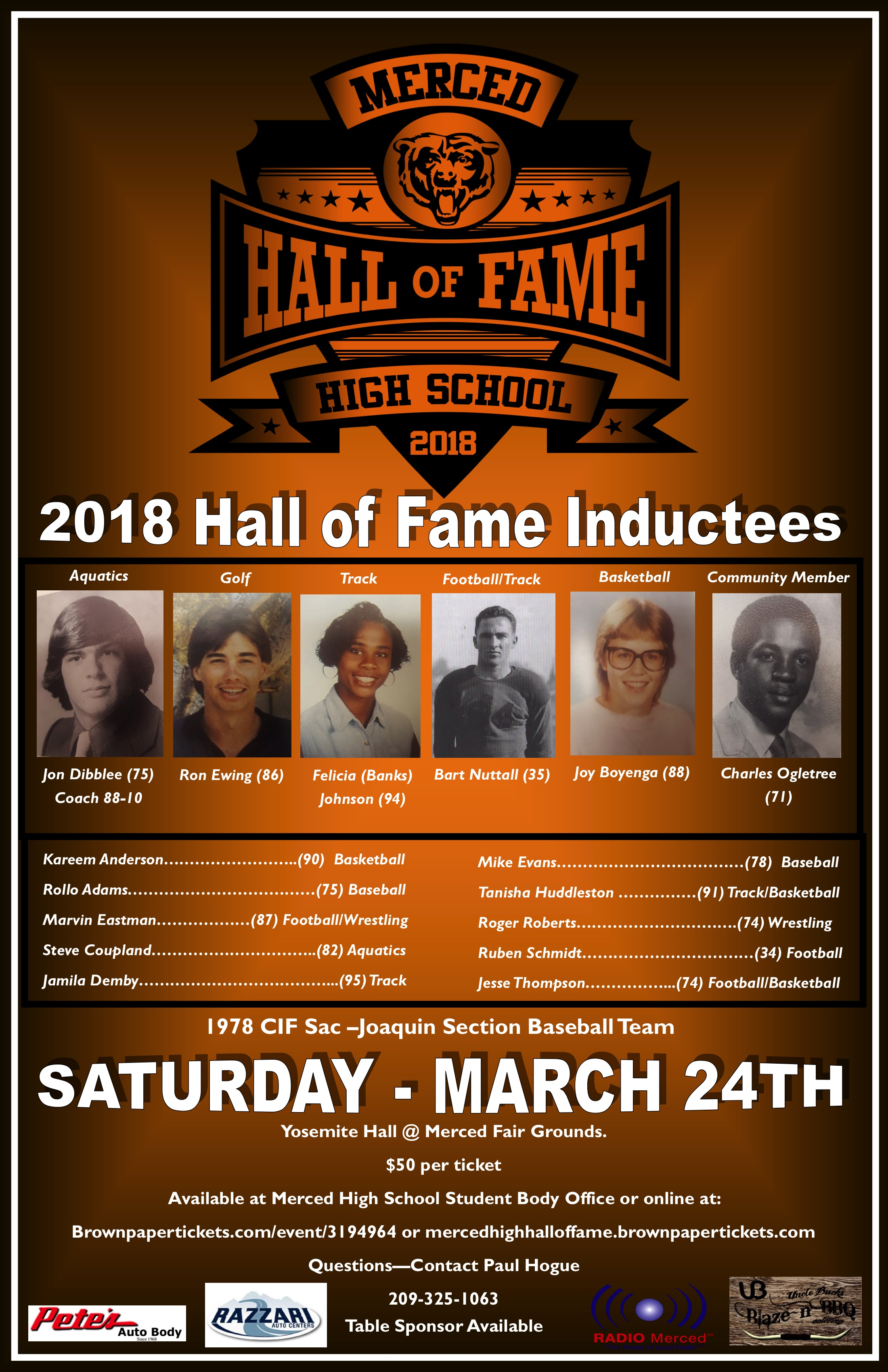 Current events merced county events 2018 hall of fame posterg merced high school athletics aiddatafo Images