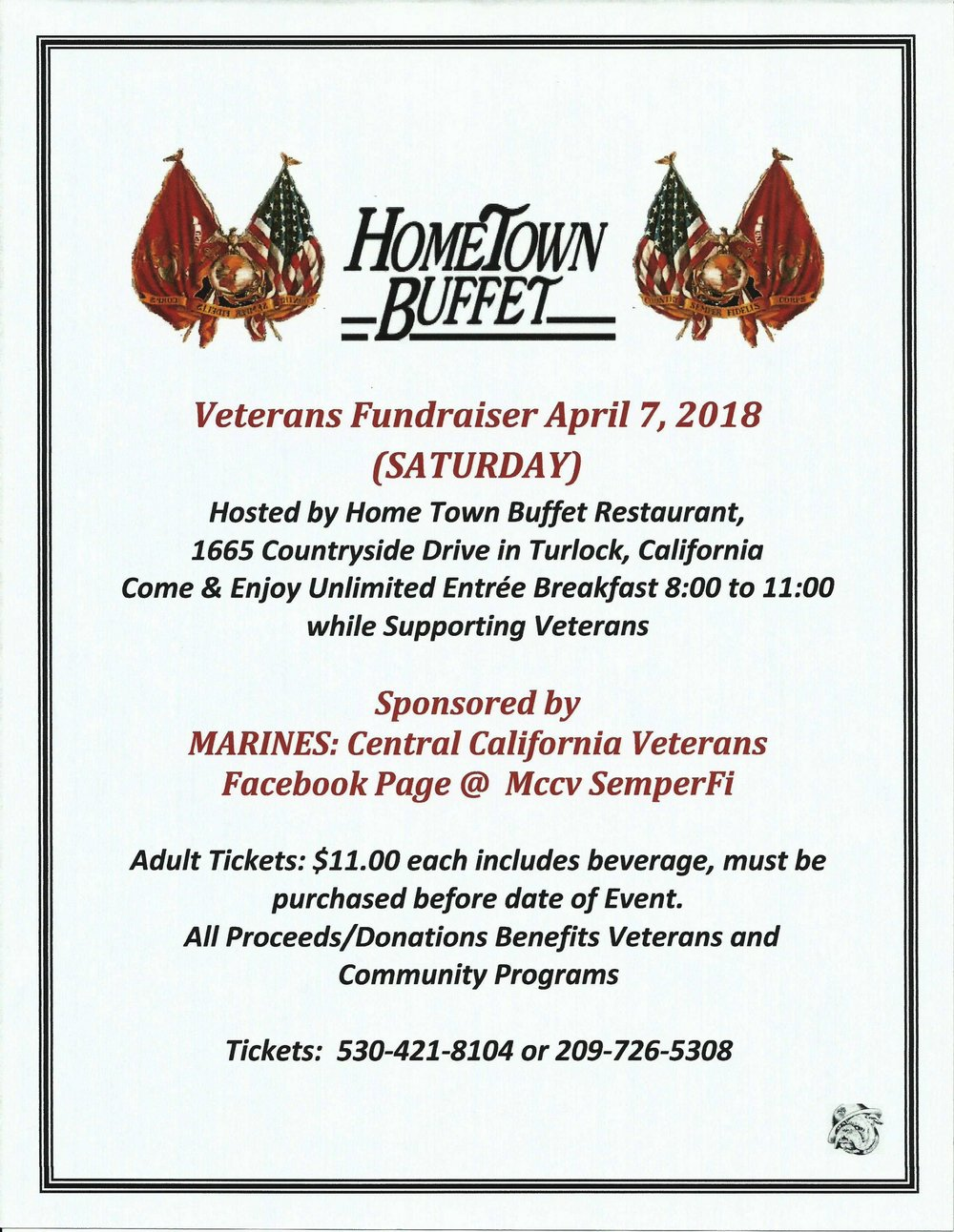 (MCCV) & HomeTown Buffet Veterans Flyer 2018.jpg