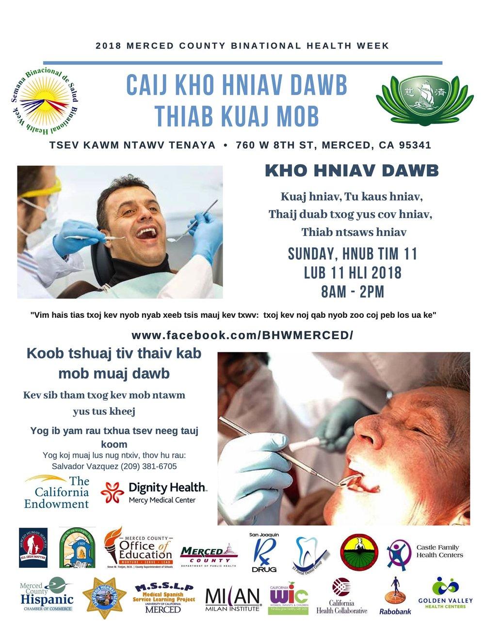 2018.11.11 Tzu-Chi event flyer - Hmong.jpg