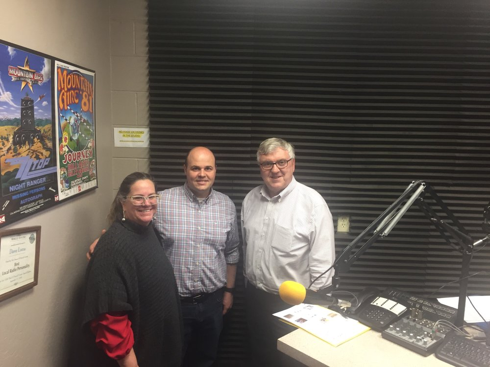 UC Merced's Stephanie Butticci and David Gravano joined me for a segment of Community Conversations on KYOS radio.