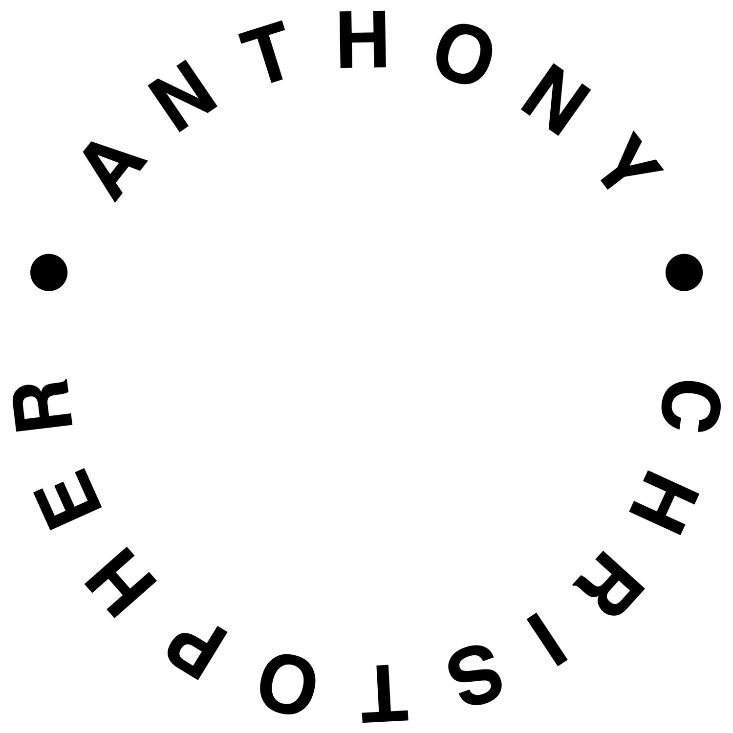 ANTHONY CHRISTOPHER