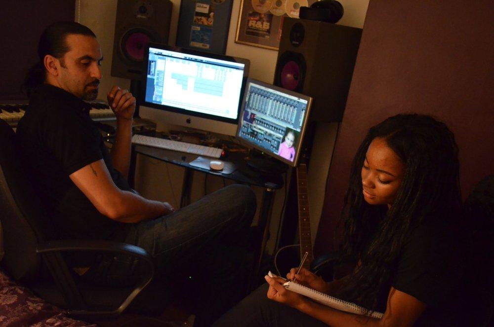 artist development -