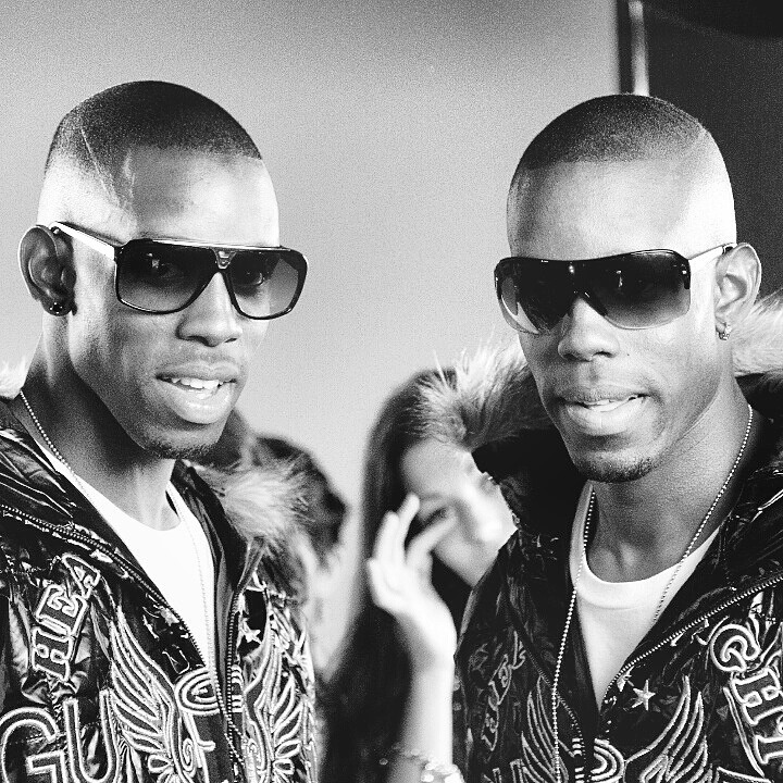 THE TWIN MC'S FIRST HIT THE CHARTS AS PART OF SO SOLID CREW
