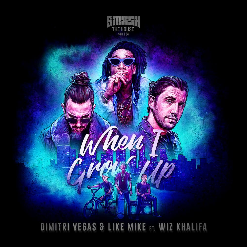 Dimitri Vegas & Like Mike and Wiz Khalifa