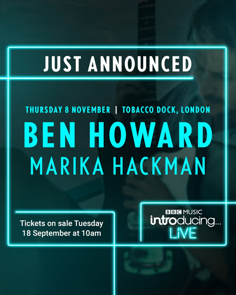 bbc introducing live 2018