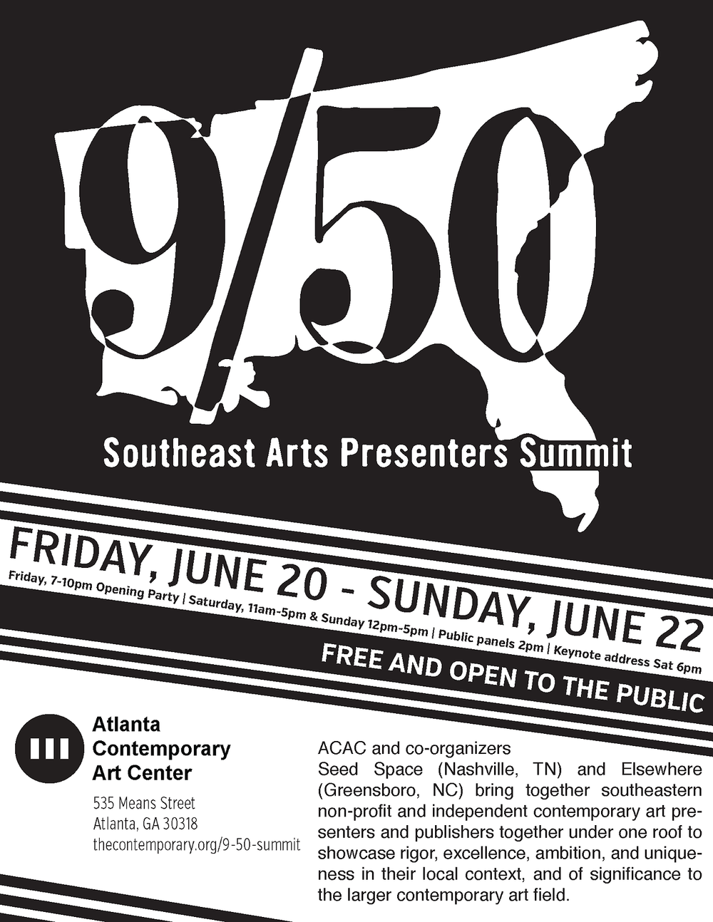 tammymercure :      adamforrester :     Honored to be showing work along with so many great photographers as part of Aint-Bad Magazine's exhibit at the 9/50 Southeast Arts Presenters Summit this weekend. Come check it out if you're around. It's Free! Preview some of the work  here      Hear! Hear! I'm also happy to be with such awesome people. :) If you are in the ATL area, please head over for me. If not, check out the link!     Some fine folks right here. I'm excited to be a part of this, with some of the photographers I admire most, in a region I love. A special thanks to my Savannah friends over at  Aint-Bad . You've done it again!