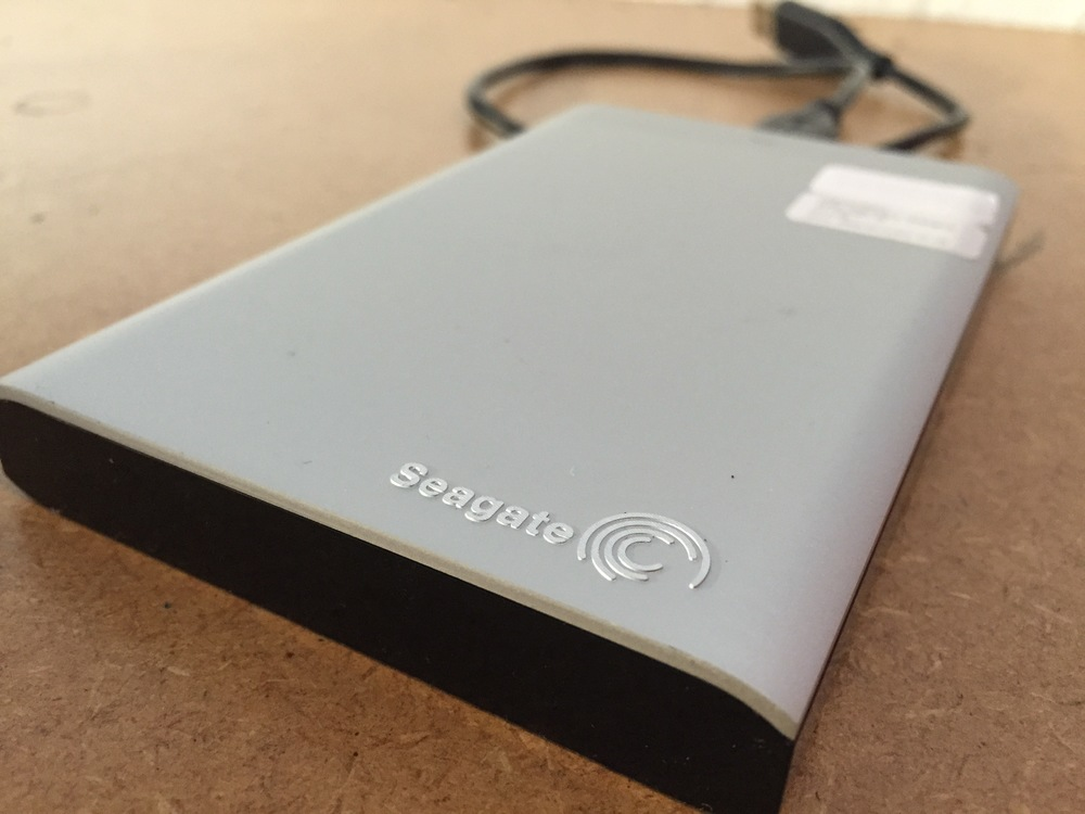 Seagate USB3 Data Recovery