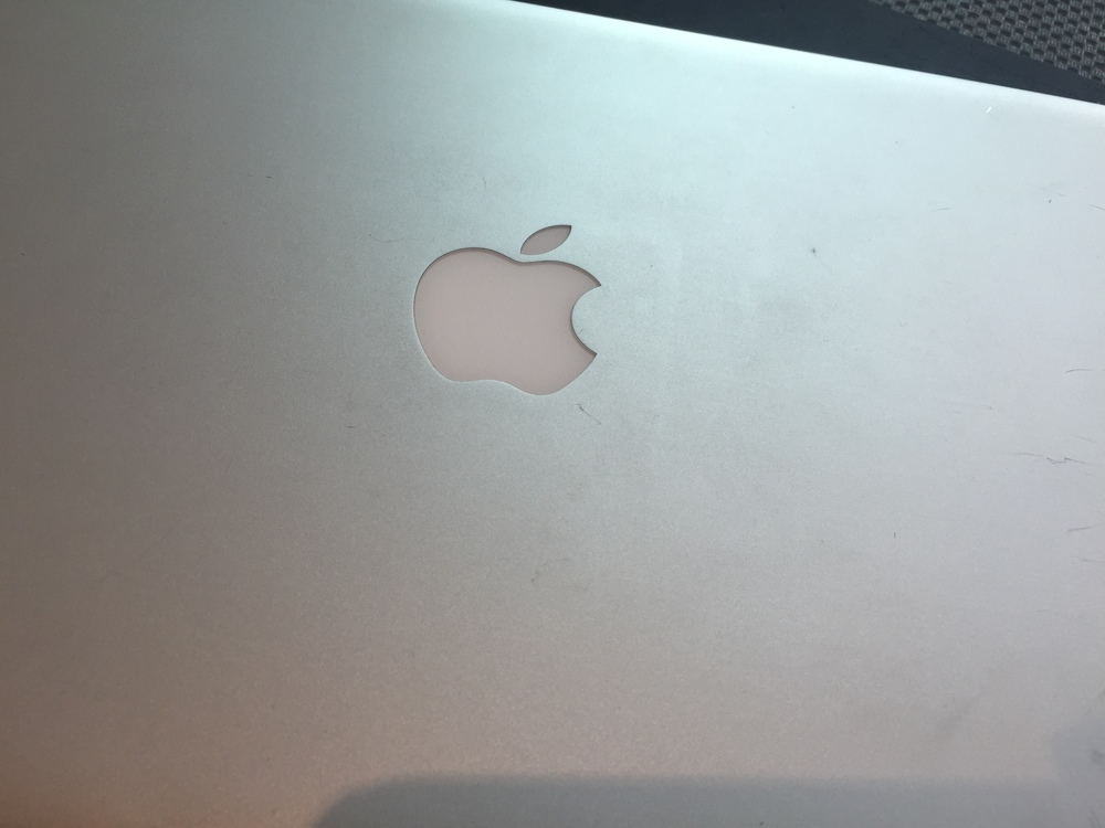 Just a mac that came in for full recovery