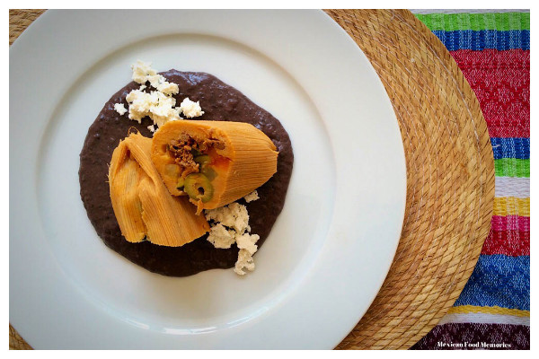Beef sinaloa style tamales mexico in my pocket karla zazueta of mexican food memories blogs about recipes from her childhood she learned from her father while growing up in mexico forumfinder Gallery