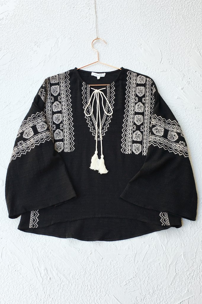 ShopMucho    Bewitching Boho Blusa // $54.99