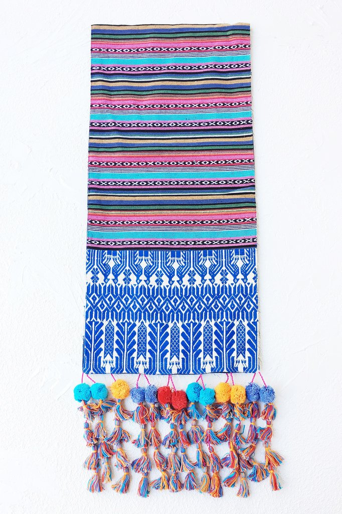 ShopMucho     Serape Style Mesa Runner //$89.99
