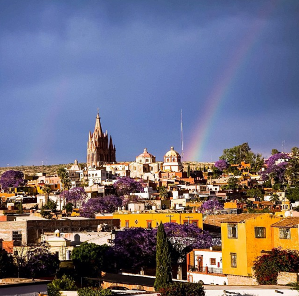 (Photo Credit: instagram.com/sanmigueldeallende)