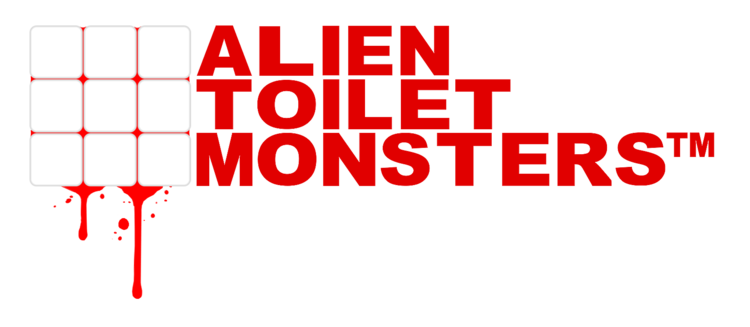 ALIEN TOILET MONSTERS