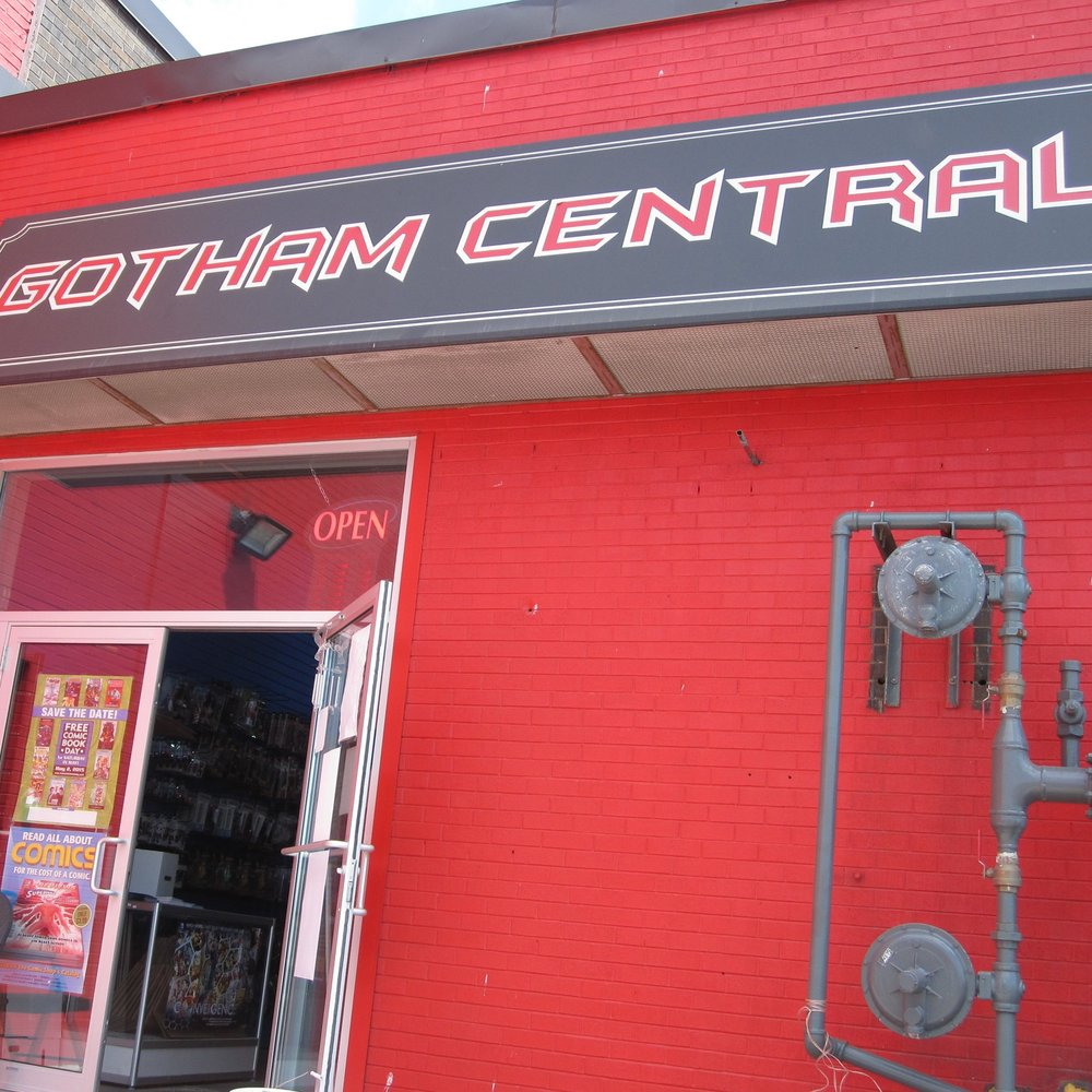 Gotham Central, Mississauga