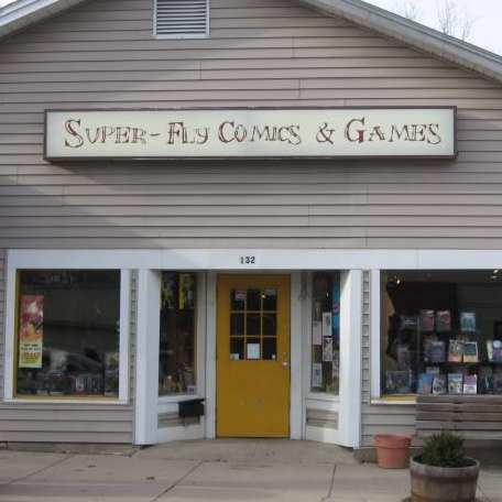 Super-Fly Comics, Yellow Springs
