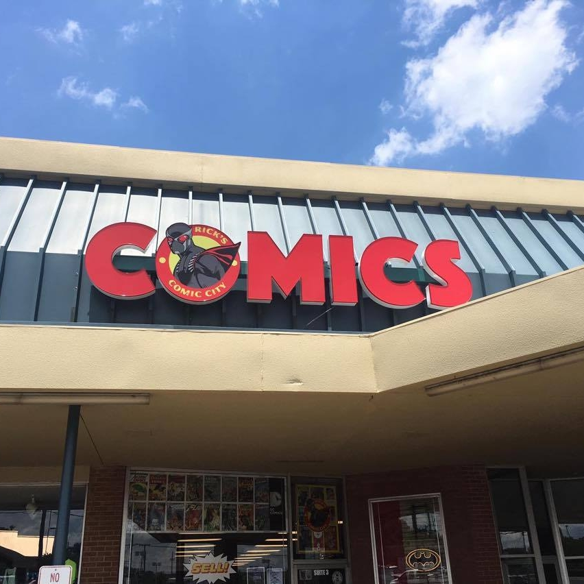 Rick's Comic City, Nashville