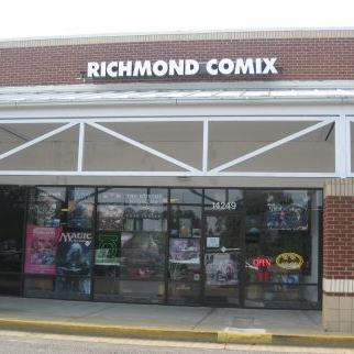 Richmond Comix, Midlothian