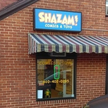 Shazam! Comics, Pasadena