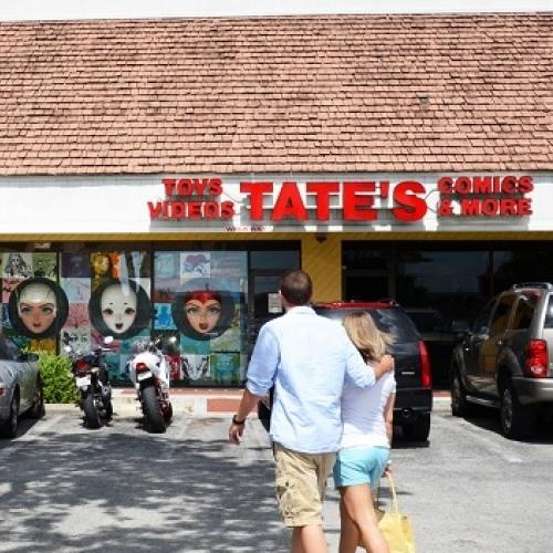 TATE'S Comics, Lauderhill