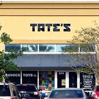 TATE'S Comics, Boynton Beach