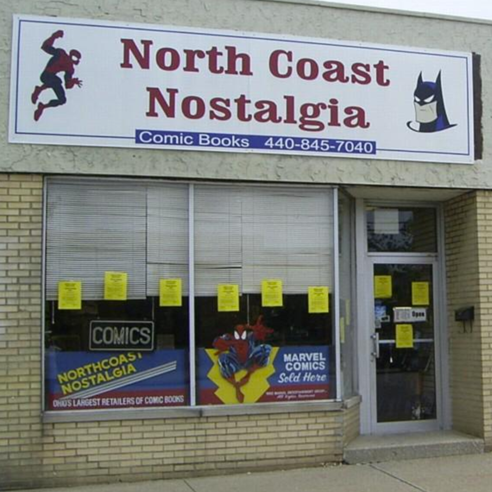 North Coast Nostalgia, Parma
