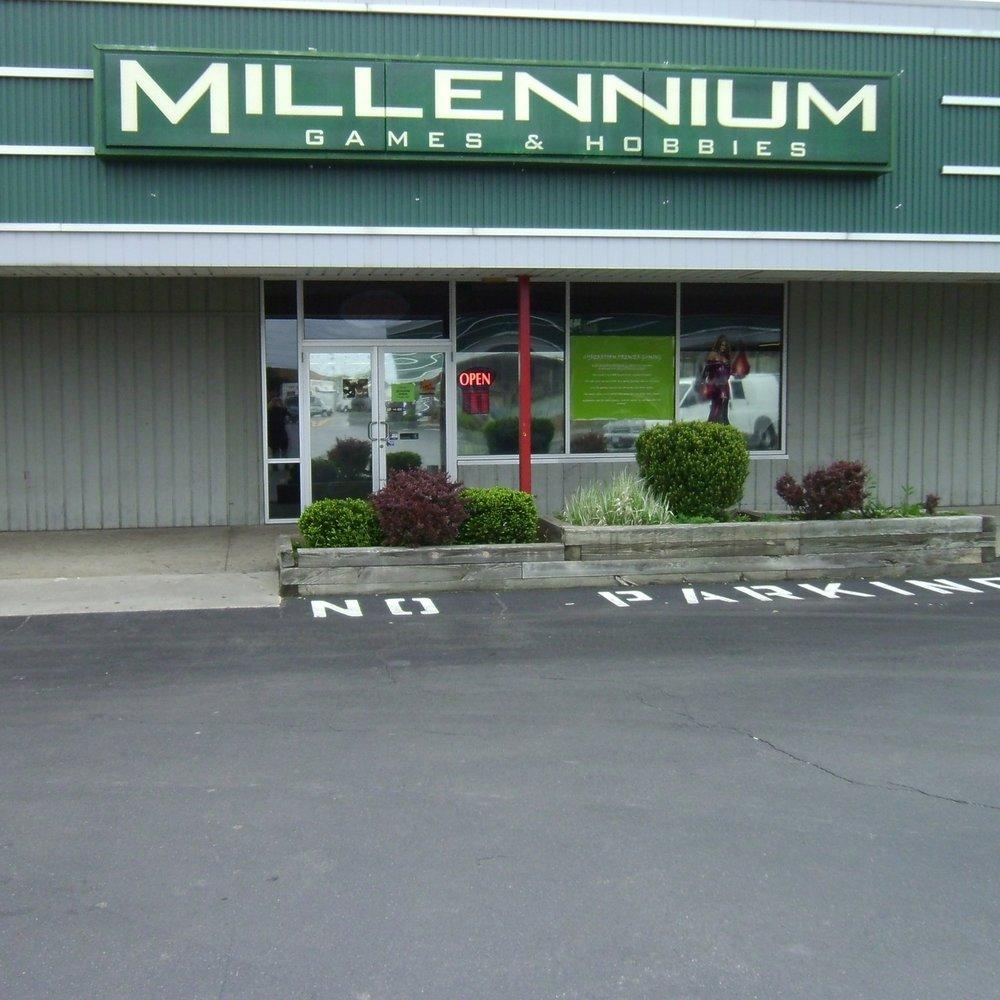Millennium Games, Rochester