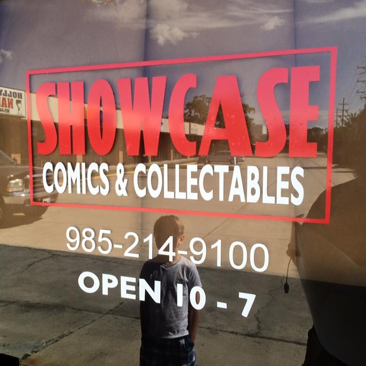 Showcase Comics, Slidell