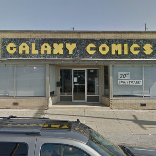 Galaxy Comics, Saginaw