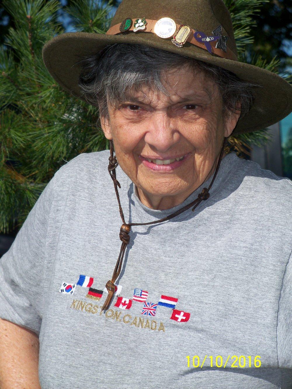 Augusta Cecconi-Bates
