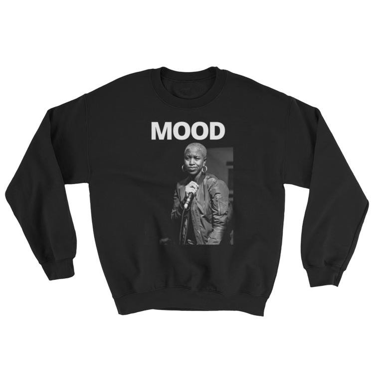 Jones Stage MOOD Sweatshirt - $35-40           3 Colors