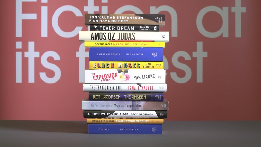 Man Booker Longlist