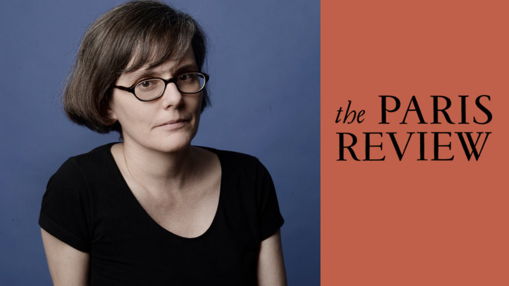 Mariana Dimópulos Paris Review