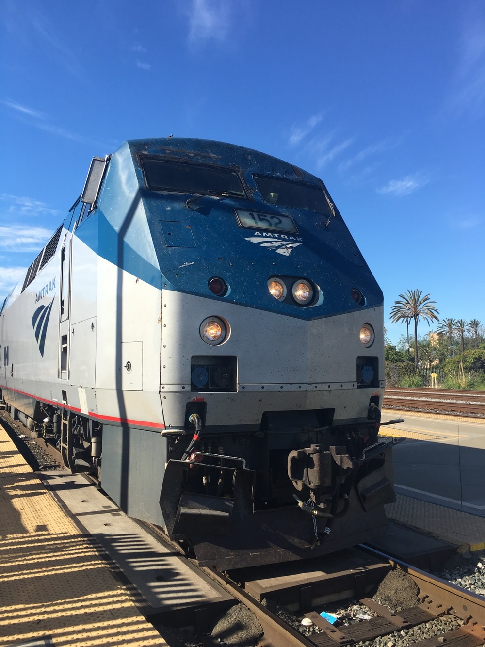 This is the California Zephyr!