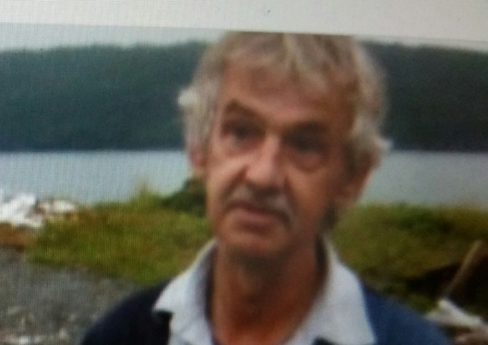 Don Dunphy near his home in Mount Carmel NL