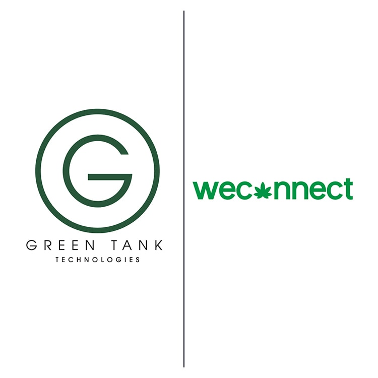 Green Tank: vaporizer hardware purpose-built for cannabis oils  WeCannect: discovery and networking platform