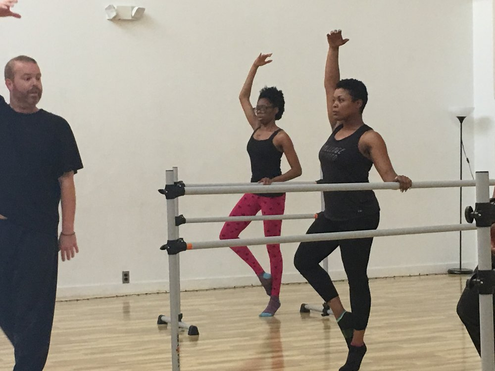 ca98bfd95 Adult Ballet Club  A Conversation with Patrice — PearlArts Studios