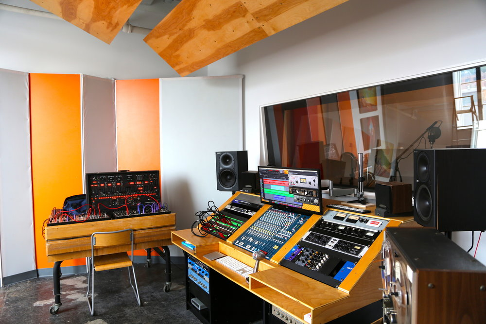 Recording Studio:Tuff Sound Recording -